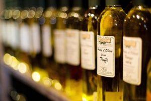 olivenöl flaschen
